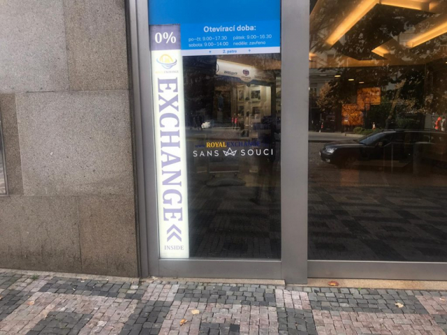 Royal Exchange - PRAHA 1